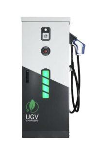 Быстрая зарядка электромобилей UGV Chargers