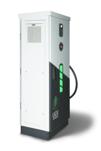 EV fast charger station 60 kWt by UGV Chargers
