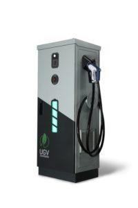 EV fast charger-60 kWt by UGV Chargers