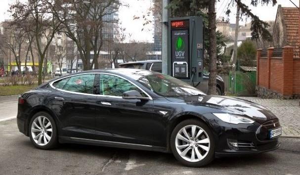 Электрозаправка быстрая в Запорожье