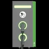 Электрозаправка настенная_2 кабеля Тип 2_UGV Chargers